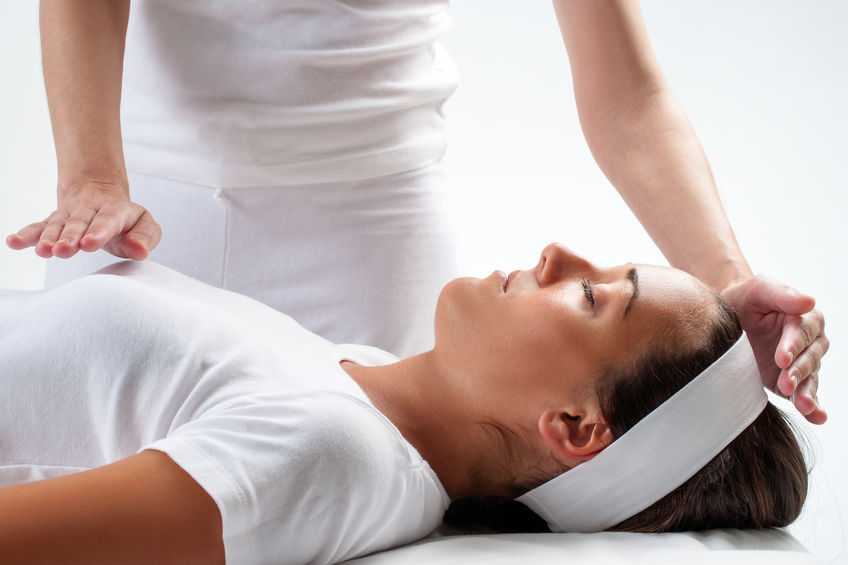Experience Reiki at Our Chicago Spa